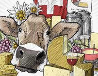 Swiss Cheese app
