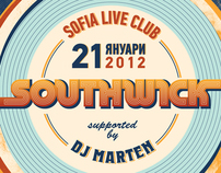 SouthWick Poster SLC