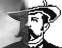 Jack Daniel's Portrait Design
