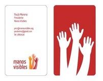 Imagen corporativa Fundación Manos Visibles - Dic. 2011