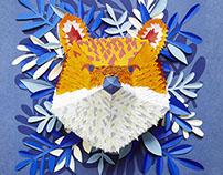 Paper fox