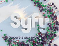 Nbc Universal / Syfy Promo End