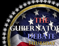 Gubernatorial Debate Coverage