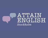 Attain English Stockholm