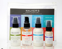 WALKER'S APOTHECARY | Skin Care Line Packaging