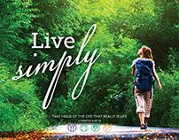 Live Simply - ESC Giving Magazine