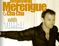 Tomaj - Merengue & Cha Cha DVD
