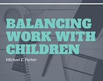 Balancing Work With Children