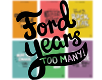 Ford Years Too Many