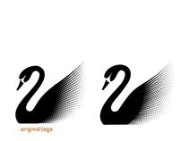 محاكاة شعار سوارفسكي