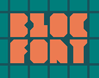 Typography: Bloc