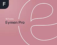 EYMEN - FREE SANS SERIF FONT