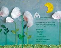Wild Little Poppy - personal book