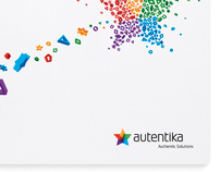 Autentika Corporate Identity