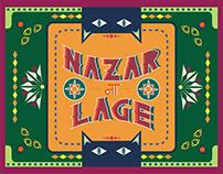 Nazar Na Lage - Merchandise Illustrations