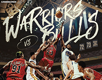 Warriors vs Bulls
