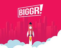 Biggr! Website