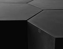 HEXAGON (concrete)