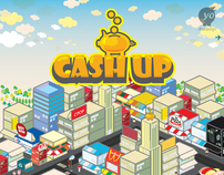 CASH UP : Game Project