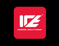 ICE - Logo, Stationery, Brochure & Marketing Design