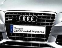 Audi - Grupo Continental Motores