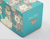 Tickle's Dandy Packaging