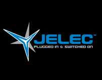 JELEC (Electrician) - Logo, Stationery & Signage Design