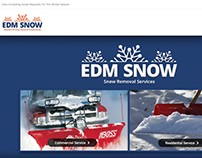 Edmonton Snow Removal - Monthly Services