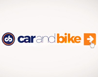 Car and Bike website launch Promo
