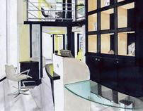 Salon and Spa Conceptual Design