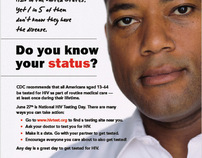 Act Against AIDS / I Know - Campaigns