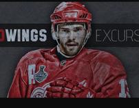 CAMPUS LIFE // Detroit Redwings Excursion