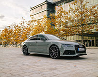 Audi RS7 Sportback Performance quattro- Audi Exclusive