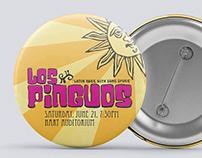Los Pinguos Pin