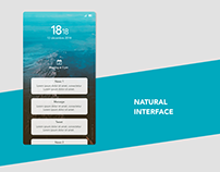 Natural Interface