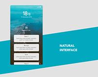 Natural Interface