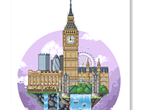 Floating City 3 : London