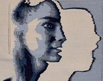 SELFIE - tapestry