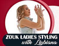 Zouk Ladies styling with Liubuana