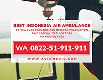 WA 0822-51-911-911 - Carter Pesawat Ambulance Indonesia