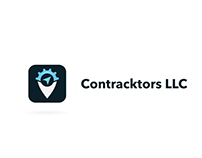 Contracktors logo project