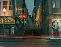 Urban Intervals: SF Noir S01 E01