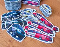 Drom — Funny Cars.