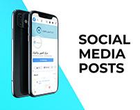 Social Media - Center