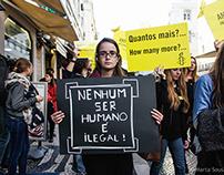 Amnistia Internacional Portugal - Marcha solidária