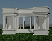 3D modelling thesis project