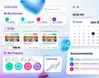 Canvas UI/UX Redesign