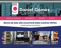 Daniel Gomez :: Website