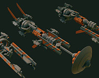 MORE SPACESHIPS DESIGNS