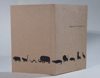Serengeti Paper Co. Sample Book